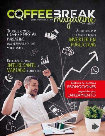 CoffeeBreak magazine