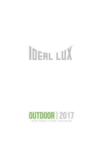 Blätterkatalog Ideal Lux Outdoor 2017