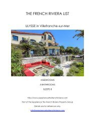 Ulysse - Villefranche-sur-Mer