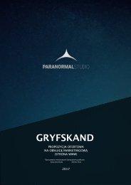 Oferta Paranormal Gryfskand Final