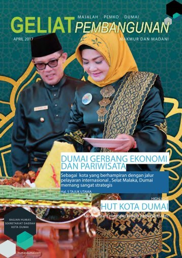Geliat Pembangunan Edisi April 2017