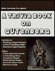 A Trivia Book on Gutenberg