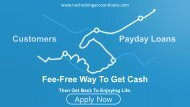 No Checking Account Loans - Get Best & Dependable Quick Cash With Bad Credit Ancient Times