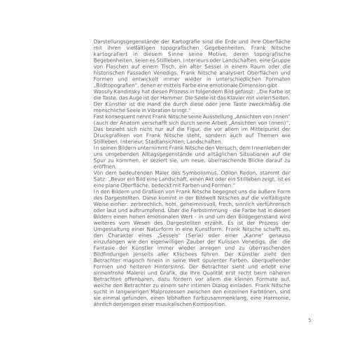 """Frank Nitsche """"Jenseits des Sichtbaren"""""""
