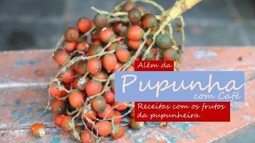 Receitas com fruto da pupunheira