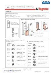 Attendorner System Components Seite 1 von 12