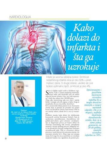 Adnan Delić: Srčani udar