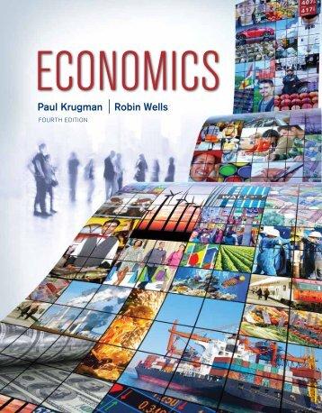 Economics Krugman Paul