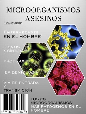 MICROORGANISMOS ASESINOS