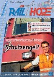 RailHope Magazin 02/17 DE