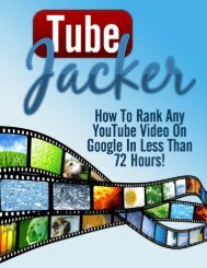 Youtube Guide - How To Rank Youtube Videos On Google