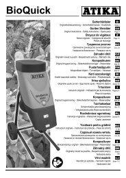Apparat med sikkerhetsbryter - Atika