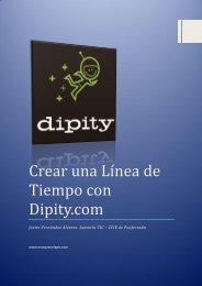 CREAR UNA LINEA DEL TIEMPO CON DIPITY1