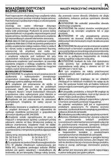 KitchenAid UGI 1041/A+ - UGI 1041/A+ PL (855395201300) Health and safety
