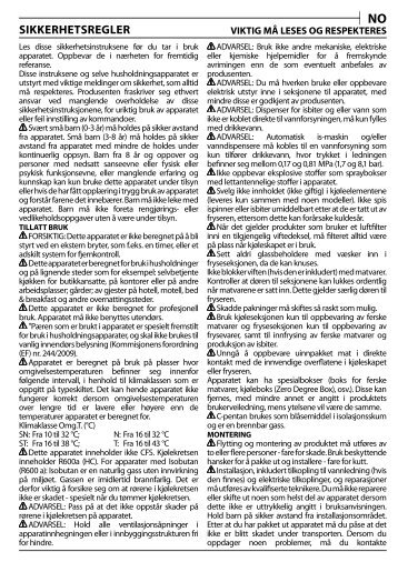 KitchenAid UGI 1041/A+ - UGI 1041/A+ NO (855395201300) Health and safety