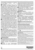 KitchenAid UGI 1041/A+ - UGI 1041/A+ DE (855395201300) Health and safety - Page 2