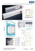 Kunststoff Kabel - Brüstungskanal e-duct 53 anbaubar - Page 2
