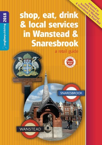 Wanstead & Snaresbrook Brochure 2018 Preview Issue