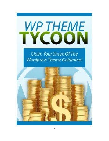 Wp theme Guide - How To Create Wordpress Theme