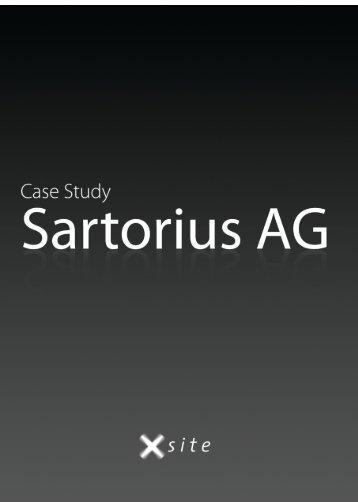 Sartorius AG - Xsite