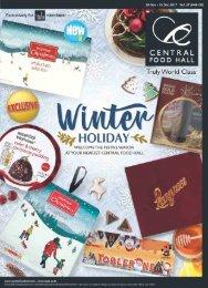 Central Food Hall Brochure #49-50
