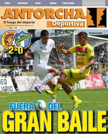 Antorcha Deportiva 292