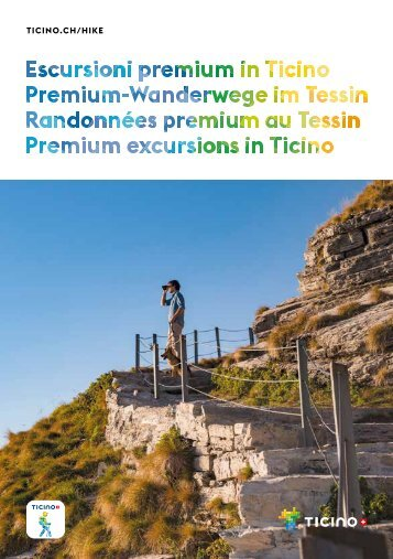 Excursions in Ticino