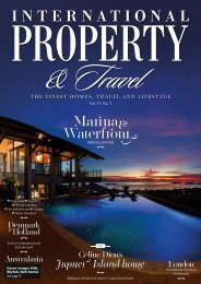 International Property & Travel Vol 24 No 3 - May/June 2017