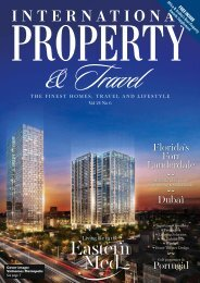 International Property & Travel Vol 24 No 6 - November/December 2017