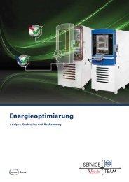 Energieoptimierung (pdf) - Weiss Umwelttechnik GmbH
