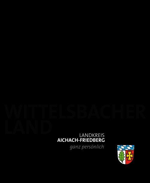 Landkreis Aichach-Friedberg - ganz persönlich