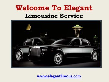 Concert Limo & Transportation Services Seattle