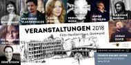 Veranstaltungen Fritz Henßler Haus Dortmund Frühjahr 2018