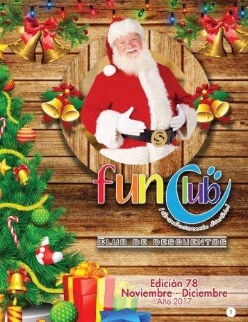 Revista Fun Club - Noviembre-Diciembre