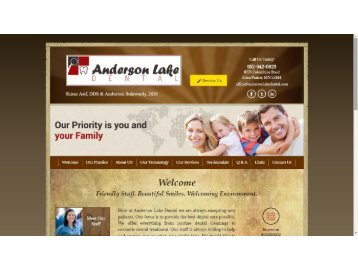 Eden Prairie Dentistry  Cosmetic Dental Care - Anderson Lake Dental