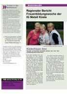 die metallerin 12 - Regionalausgabe Stralsund/Neubrandenburg - Page 2