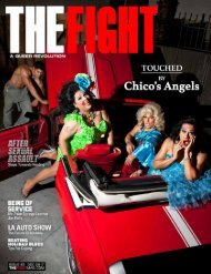 THE FIGHT SOCAL'S LGBTQ MONTHLY MAGAZINE DECEMBER 2017