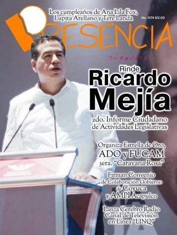 Revista Presencia Acapulco 1074
