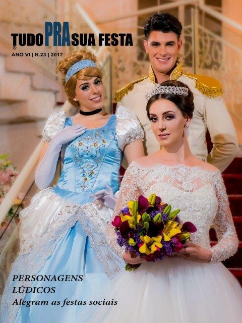 Revista Tudo Pra Sua Festa - Edição 23
