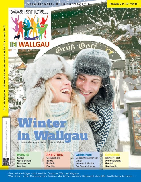 Winter in Wallgau 2017/2018