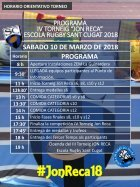 INVITACION IV Torneo Escoles Rugby Sant Cugat 2018 - Page 4
