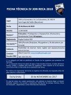 INVITACION IV Torneo Escoles Rugby Sant Cugat 2018 - Page 5
