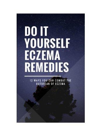 fast eczema remedy treatment