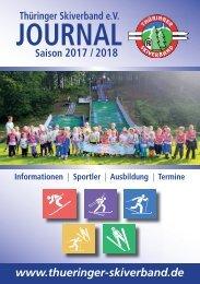 TSV-Journal Oberhof - Saison 2017 / 2018