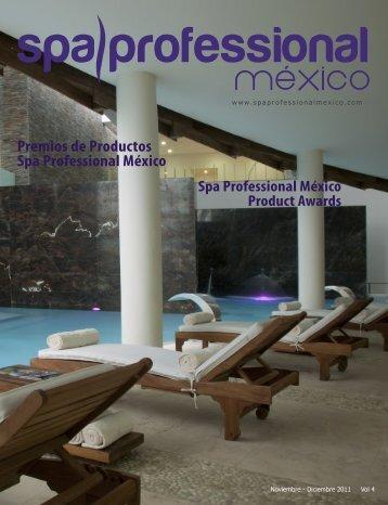 Spa & Wellness MexiCaribe 04, Nov- Dic 2011