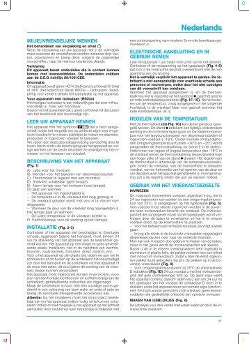 KitchenAid 645 401 10 - 645 401 10 NL (850787501000) Istruzioni per l'Uso