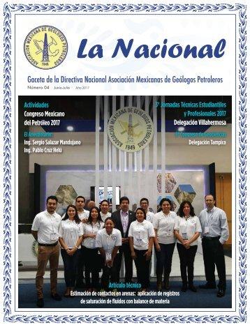LA NACIONAL | Junio - Julio| 2017