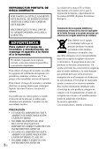 Sony D-NE330 - D-NE330 Consignes d'utilisation Portugais - Page 2