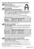 Sony D-NE330 - D-NE330 Consignes d'utilisation Slovaque - Page 5