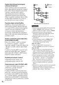 Sony D-NE330 - D-NE330 Consignes d'utilisation Slovaque - Page 6